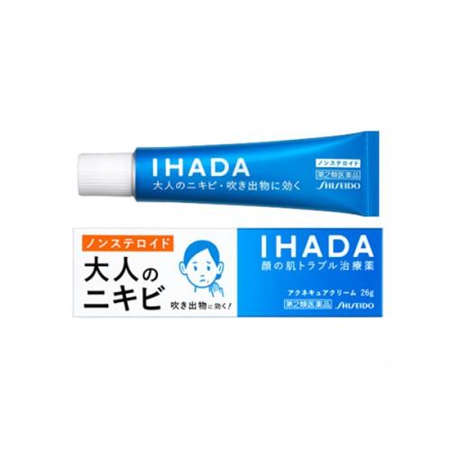IHADA 성인여드름 치료 연고 ( 26g )