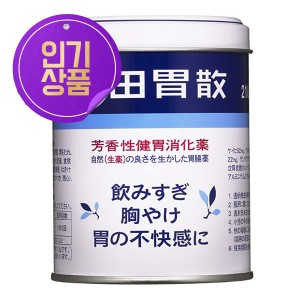 오타이산 일본소화제 210g
