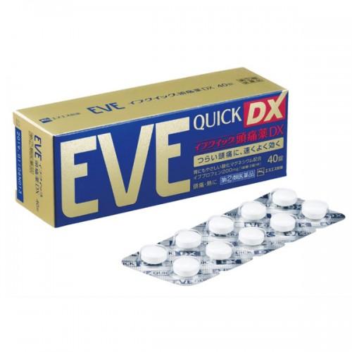 EVE진통제 이브퀵 DX 40정