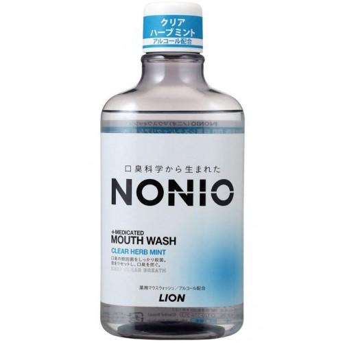 NONIO 구강청결제 클리어허브민트 (600ml)