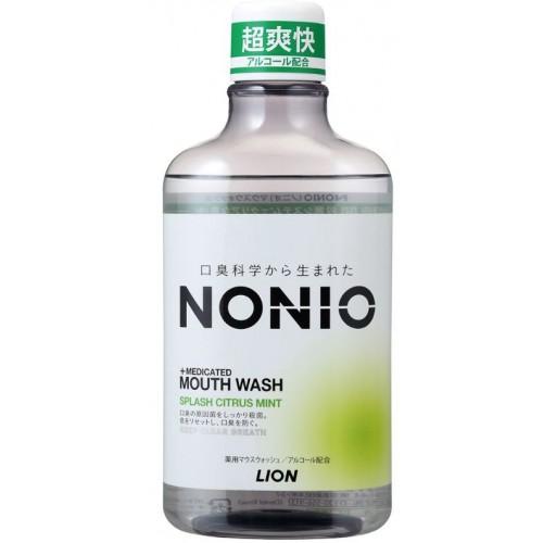 NONIO 구강청결제 시트러스 민트 (600ml)