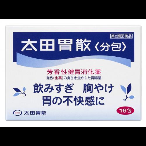 오타이산 일본소화제 16포