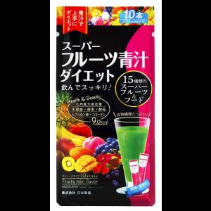 슈퍼 과일 녹즙 다이어트 10포