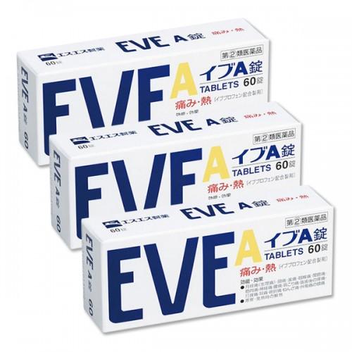 이브 진통제 이브A 60정 3개세트