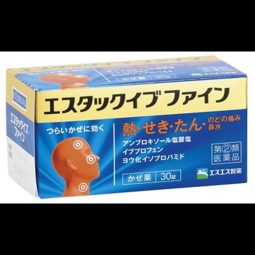 에스탓쿠 이브파인 감기약 30정