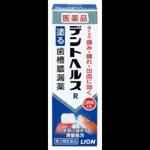 덴트헬스R 10g (바르는 치조 농루약)