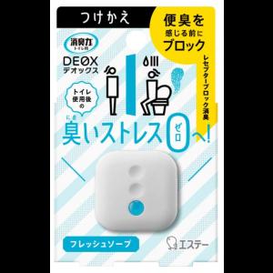 DEOX 화장실용 후레쉬 솝 6ml (리필용)