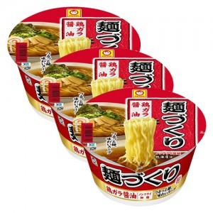 마루짱 닭 육수 간장라멘 97g (3개세트)