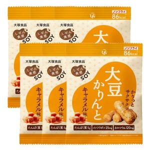 오오츠카 캐러멜맛 콩과자 (6개 세트)