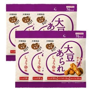 오오츠카 간장맛 콩과자 (6개 세트)