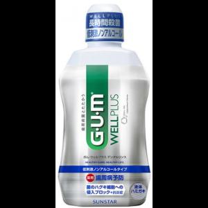 GUM 저자극 무알콜 구강 가글 450ml