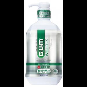 GUM 상쾌한 타입 구강 가글 900ml