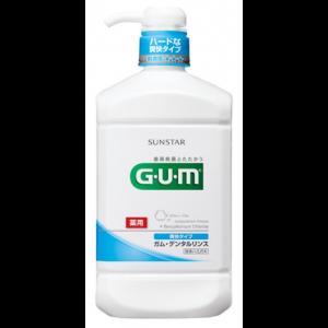 GUM 덴탈 가글 상쾌한 타입 960ml