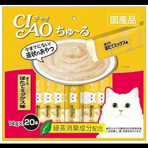 CAIO 챠오 참치 가리비 믹스맛 20개입