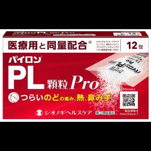 파이론PL 과립 Pro 감기약 12포