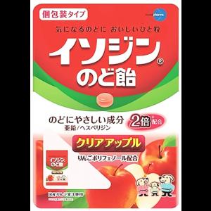 이소진 목캔디 클리어 애플 54g