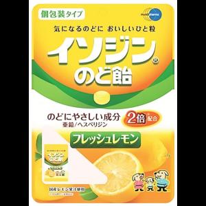 이소진 목캔디 후레쉬 레몬 54g